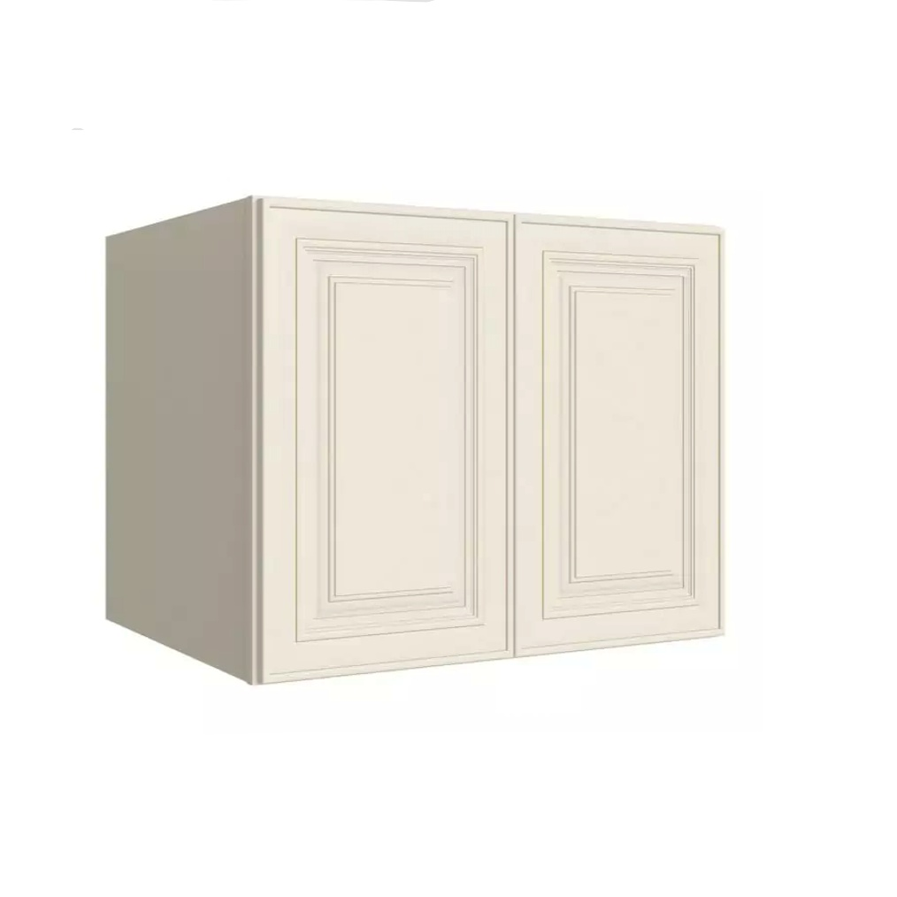 antique white wall kitchen cabinets