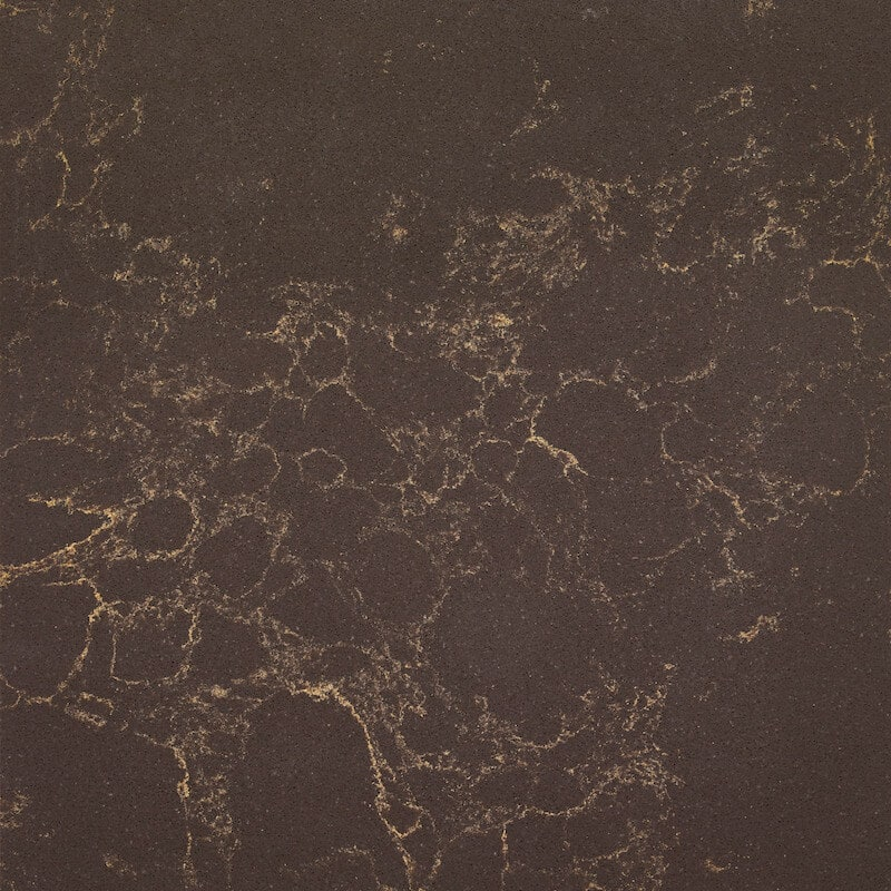 imperial brown quartz countertop